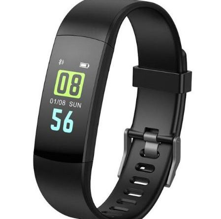 Riversong launches New Fitness Band, 'Wave S' 1