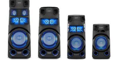 Sony-Speakers