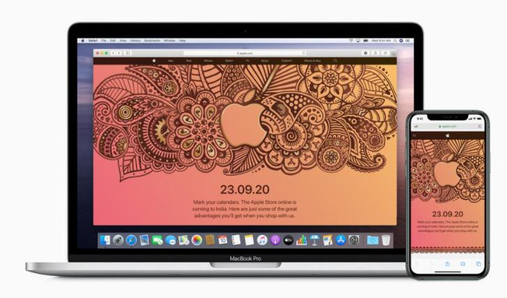 Apple-India-online-store