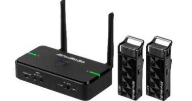AverMedia-AW315-Wireless-Microphone