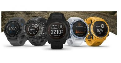 Garmin-India-solar-powered-smartwatches
