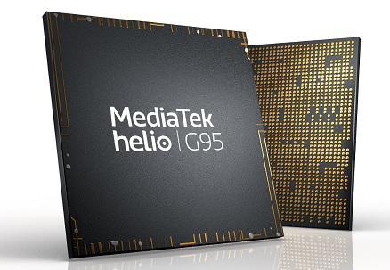 MediaTek unveils Helio G95 for Premium 4G Gaming Smartphones 1