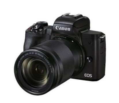 Canon-EOS-M50-Mark-II-mirrorless-camera
