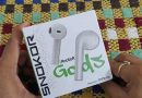 SNOKOR iRockeR Gods TWS Bluetooth Earphones Review 8