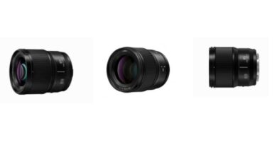 Panasonic-LUMIX-S-85mm-F1.8-(S-S85)-lens