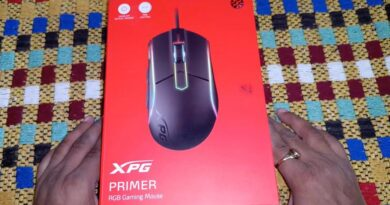 XPG PRIMER RGB Gaming Mouse Review [Hindi]