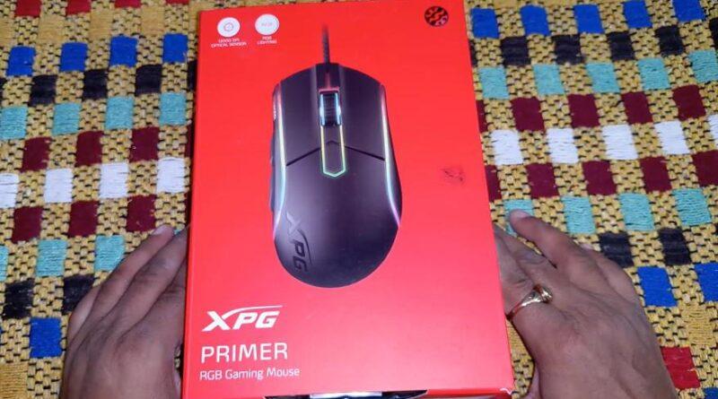 XPG PRIMER RGB Gaming Mouse Review [Hindi] 9