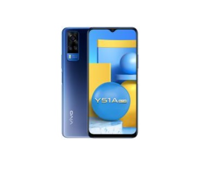 vivo introduces Y51A with 48MP Rear Camera, 5000mAh battery and 18W Fast Charge 1