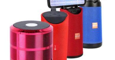 Bluei-Bluetooth- Speakers