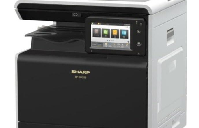 SHARP-BP-30C25Z-MFP