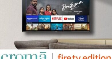 Croma Fire TV Edition Smart LED TVs
