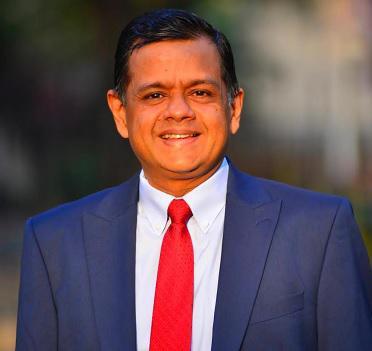 Salesforce Managing Director (Sales & Distribution) for India Arun Parameswaran