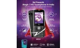 itel-Magic-2-4G