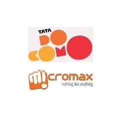 Tata Docomo ties up with Micromax for its bundled products 2