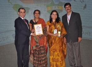 Amdocs India wins 2014 Global CSR Excellence & Leadership Award 2