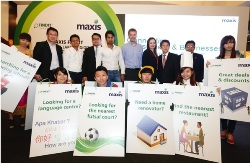 GETIT powers MAXIS' FINDIT- Malaysia's digital directory service 1