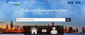 Grabhouse.com provides flats and flatmates in Pune 2