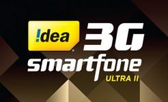 Idea launches its new 3G smartphones Idea ULTRA II  1