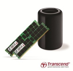 Transcend launches DDR3 RDIMM modules to maximize Mac Pro Memory up to 128GB 3