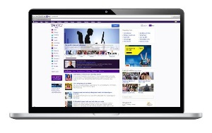 Yahoo launches new Homepage in India 2