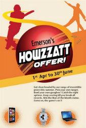 Emerson-Howzzatt Offer
