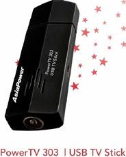 Asia-Powercom-PowerTV-303-USB TV