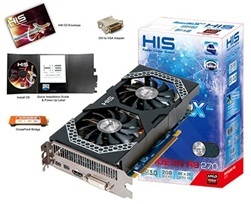 HIS-R9-270-iPower-X²-Graphic-Card