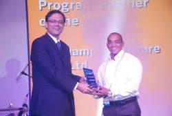ITChamps-gets-SAP-Partner-Award-2014