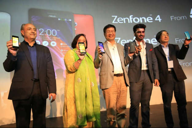 ASUS launches ZenFone Series and Fonepad 7 in India 2
