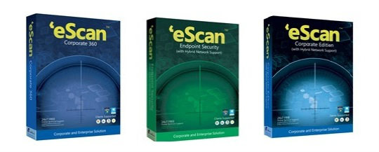 eScan unveils range of advanced products for enterprise security 3