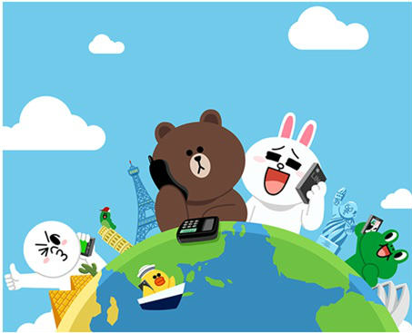 "LINE hosts ""LINE Conference Tokyo 2014"" to present business ventures 1"
