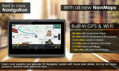 MapmyIndia launches Buzz, a rear-seat companion for a Smart/Connected Car  1