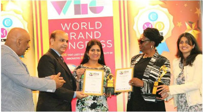 UST Global wins double honors at the Global Brand Excellence Awards 2014 5