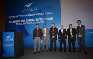 Uniken-Security-Innovation-Summit 2014