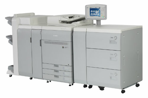 Canon rolls out colour production cutsheet press series  1