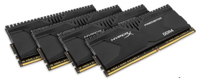 HyperX demos DDR4 Memory at PAX Prime 6