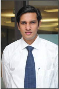 Director-product-management-Channel-IT-Solution-and-marketing-Emerson-Network-Power-in-India-Ankesh-Kumar