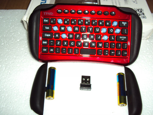 Elete Tpad touch keyboard Review and Verdict 3