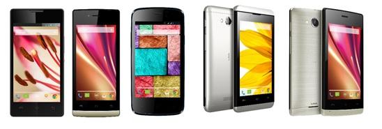 LAVA launches Iris 404 Flair, Iris 400s, Iris250, Iris 410 and Iris 400 Colours smartphones 2