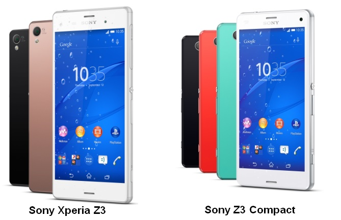 Sony rolls out Android 6 (Marshmallow) update for Xperia Z3, Z3 compact, Z2 smartphones and Z2 tablet 2
