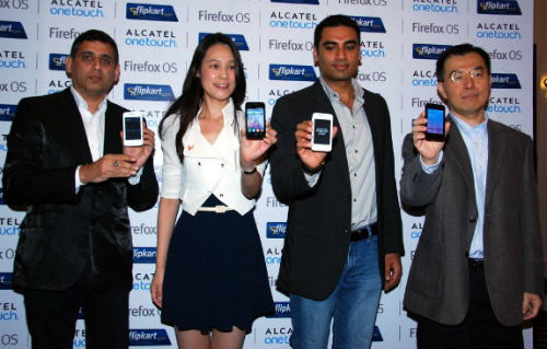 ALCATEL ONETOUCH Fire C smartphone launched @ Rs. 1990 available on Flipkart 1