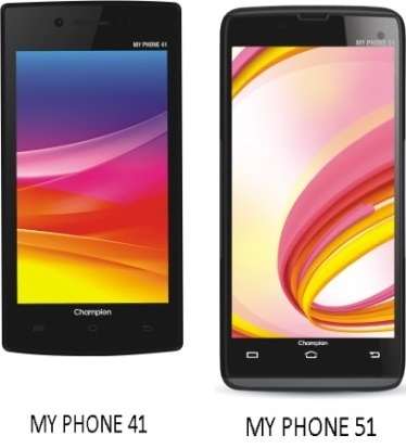 Champion launches My Phone 41 & My Phone 51 during festive season 1