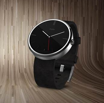 Moto 360 available on Flipkart starting from midday on October 03 @ Rs. 17,999 4