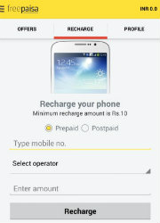 FreePaisa-Mobile-Recharge-Android-app