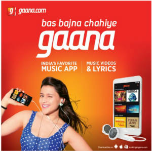 Gaana.com launches musical brand campaign 2