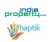 Indiaproperty- ties-up-with-Haptik-Messenger-App