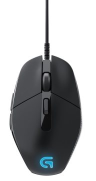Logitech G unveils G302 Daedalus Prime MOBA Gaming Mouse  2