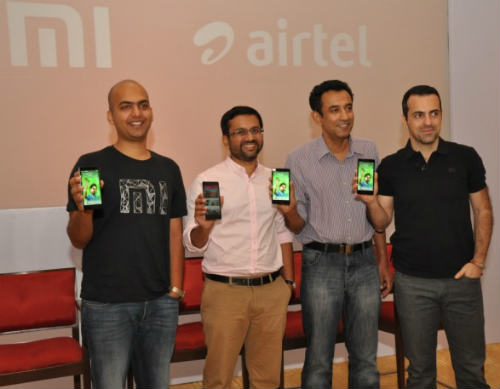 Mi India announces Redmi Note 4G in partnership with Airtel 2
