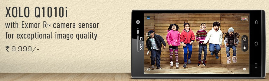XOLO Q1010i is now available for Rs 9,999 only 4