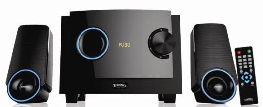 Zebronics launches its Bluetooth 2.1 Multimedia Speaker 3